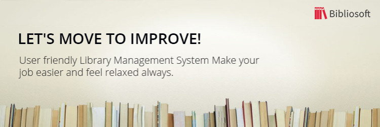 Do you own Library? Manage it in smart way