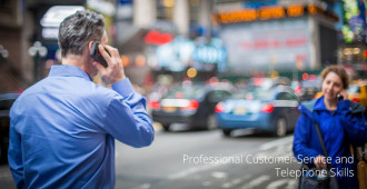 Professional Customer Service and Telephone Skills